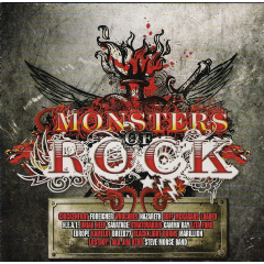 Monsters Of Rock - Various Artists (CD)