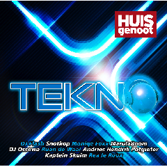 Tekno - Various Artists (CD)