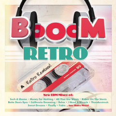 Booom Retro Remixed - Various Artists