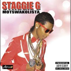 Staggie G - Motswakolista (CD)