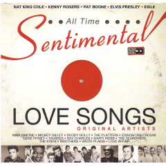All Time Sentimental Love Songs - Various Artists (CD)