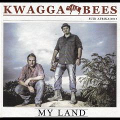 Kwagga Bees - My Land (CD)