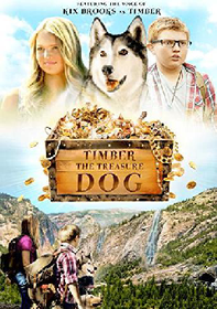 Timber the Treasure Dog (DVD)