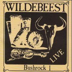 Wildebeest - Bushrock 1 (CD)