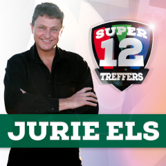 Els, Jurie - Super 12 Treffers Series (CD)