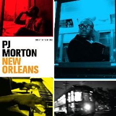 Morton, P.J. - New Orleans (CD)