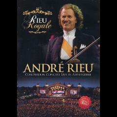 Rieu, Andre - Rieu Royale - Live (DVD)