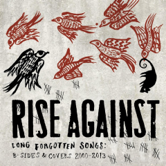 Rise Against - Long Forgotten Songs - B-Sides & Covers 2000-13 (CD)