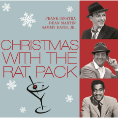 Christmas With The Rat Pack - Various Artists (CD)