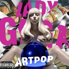 Lady Gaga - Artpop (CD)