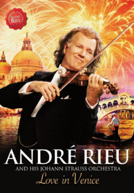 Andre Rieu, Johann Strauss Orchestra - Love In Venice - The 10Th Anniversary Concert (DVD)
