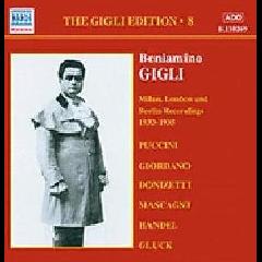 Beniamino Gigli - Gigli Edition - Vol.8 (CD)