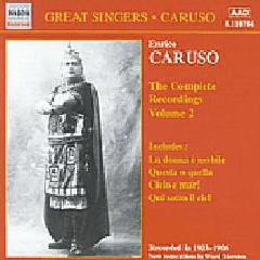 CARUSO ENRICO - Complete Recordings - Vol.2 (CD)