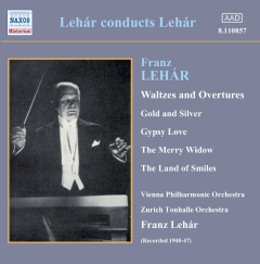 Lehar:Waltzes and Overtures - (Import CD)