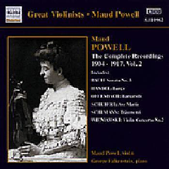 Maud Powell - Complete Recordings - Vol.2 (CD)