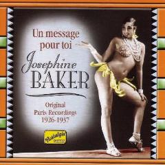 Jo Baker - Nostalgia - Un Message Pour Toi (CD)