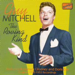 Mitchell, Guy - Roving Kind (CD)