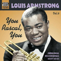 Louis Armstrong - You Rascal, You (CD)
