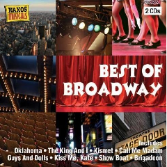 Alda, Robert / Arndt, Justin / Bell, Marion / Bigley, Isabel - Best Of Broadway (CD)