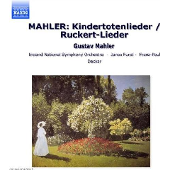 Kindertotenlieder - Various Artists (CD)