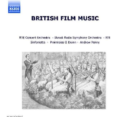 British Film Music - Various Artists (CD)