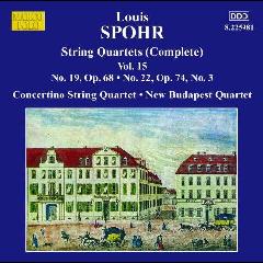 Spohr:Quartets Nos 19 and 22 - (Import CD)