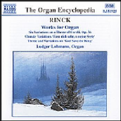 Ludger Lohmann - Works For Organ (CD)