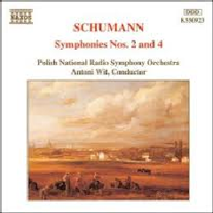 Polish National Radio Symphony Orchestra - Symphonies Nos. 2 & 4 (CD)
