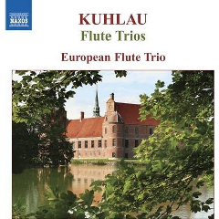 Kuhlau - Kuhlau:Comp Flute Trios (CD)