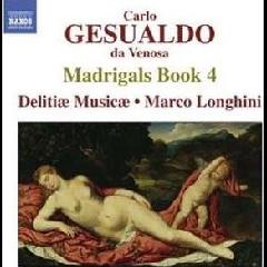 Delitiae Musicae/longhini - Madrigals Book 4 (CD)