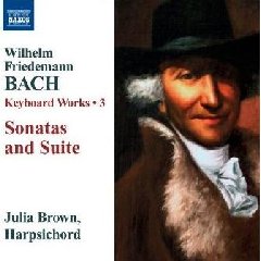 Bach:Keyboard Works Vol 3 Sons & Suit - (Import CD)