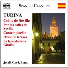 Turina:Coins De Seville;Por Las Calle - (Import CD)