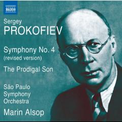 Sao Paulo Symphony Orchestra - Symphony No.4 (CD)