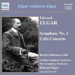 Elgar - Symphony No.2 (CD)