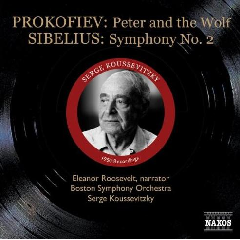 Prokofiev: Peter & The Wolf - Prokofiev (CD)