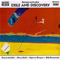 Mccaslin - Exile & Discovery (CD)