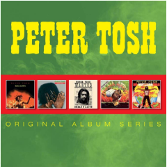 Peter Tosh - Original Album Series (CD)