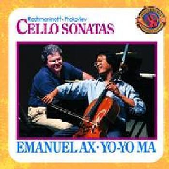 Yo-Yo Ma - Cello Sonatas - Expanded (CD)
