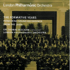 Beecham Conducts Pioneering 1930s Sound - London Philharmonic Orchestra (CD)