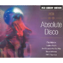 Absolute Disco - Various Artists (CD)