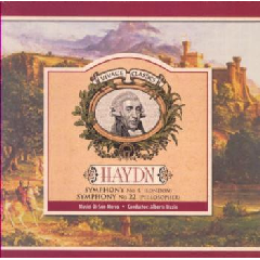 ORF Radio S.O. / Mozart Quartet Salzburg / Musici Di San Marco - London Symphony / Haydn Quartet / Philosopher Symphony (CD)