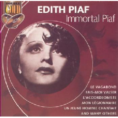 Edith Piaf - Immortal Piaf (CD)