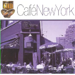 Cafe New York - Various Artists (CD)