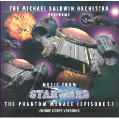 Michael Baldwin - Music From Star Wars - The Phantom Menace (CD)