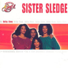 Hits Live / Sister Sledge - Hits Live (CD)