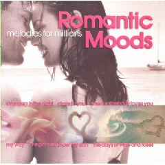 Unlimited Sound Orchestra - Romantic Moods (CD)