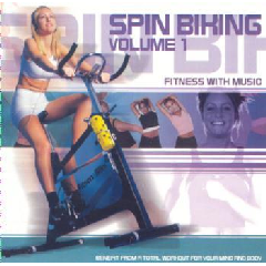 Azzurra Music - Spin Biking - Vol.1 (CD)