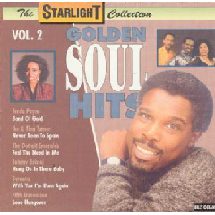 Golden Soul Hits - Vol.2 - Various Artists (CD)