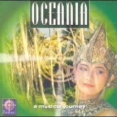 Yeskim - Oceania: A Musical Journey (CD)