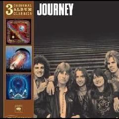 Journey - Original Album Classics - Departure / Escape / Frontiers (CD)